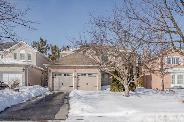 12 Tollbar Crt, Richmond Hill