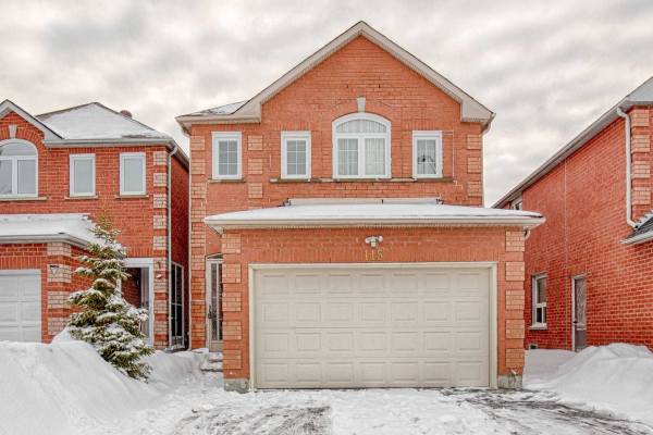 115 Kenborough Crt, Markham