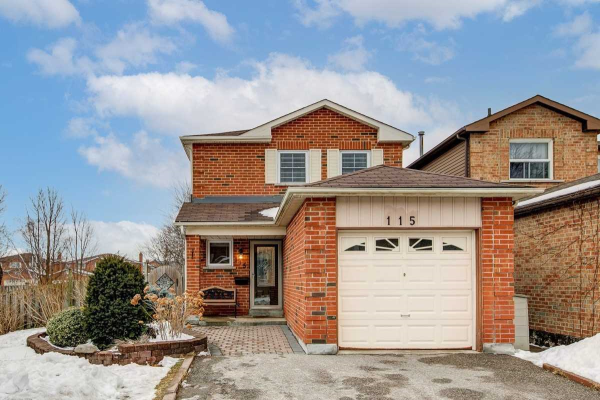 115 Swinton Cres, Vaughan