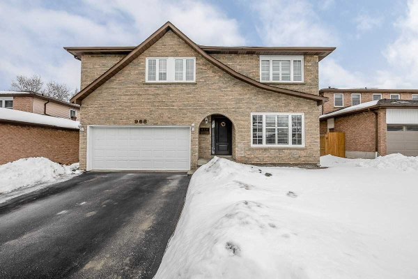 968 Ferndale Cres, Newmarket