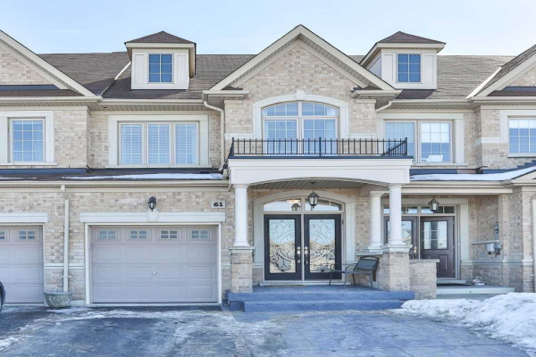 61 Marc Santi Blvd, Vaughan