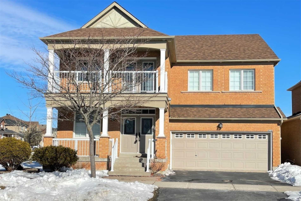 125 Alfred Paterson Dr, Markham