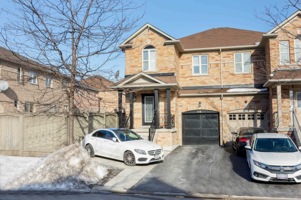 118 Black Maple Cres, Vaughan