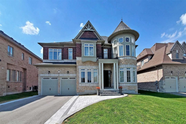 16 Somer Rumm Crt, Whitchurch-Stouffville