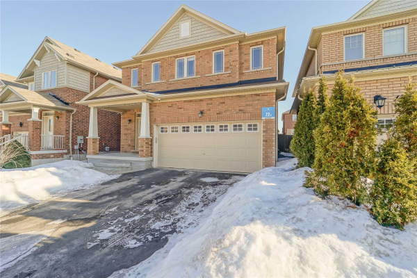 19 Overhold Cres, Richmond Hill