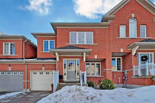 19 Westcliffe Cres, Richmond Hill