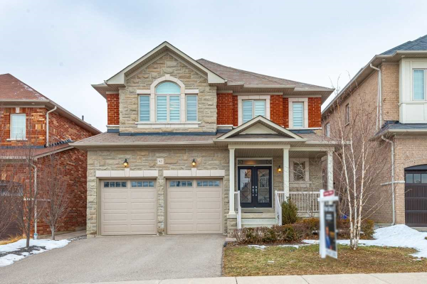 82 Via Teodoro Way, Vaughan