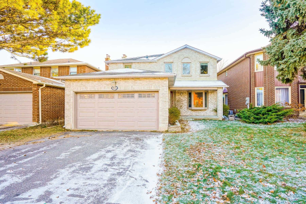 85 Mccallum Dr, Richmond Hill