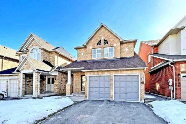 103 Russell Jarvis Dr, Markham