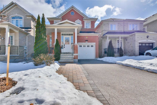 31 Daiseyfield Cres, Vaughan