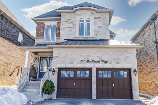 85 Mckenzie Way, Bradford West Gwillimbury