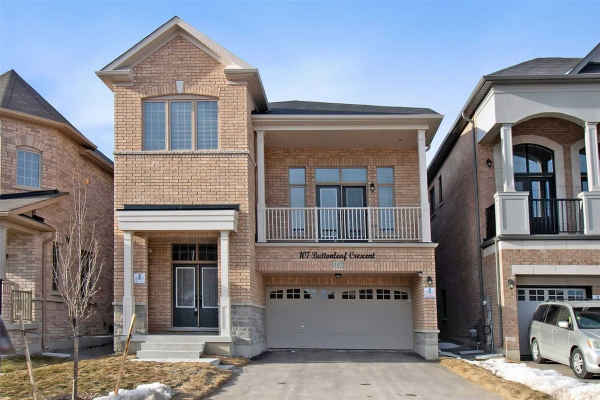 107 Buttonleaf Cres, Whitchurch-Stouffville