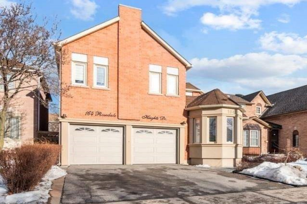 164 Rosedale Heights Dr, Vaughan