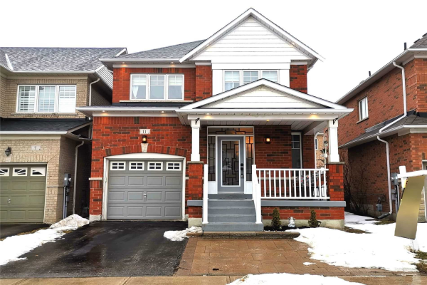 11 Mantle Ave, Whitchurch-Stouffville