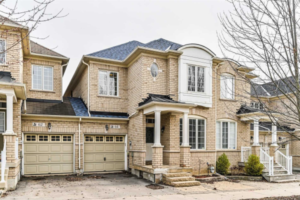 64 Pillar Rock Cres, Markham