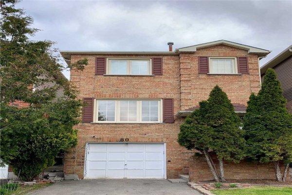 80 Swinton Cres, Vaughan
