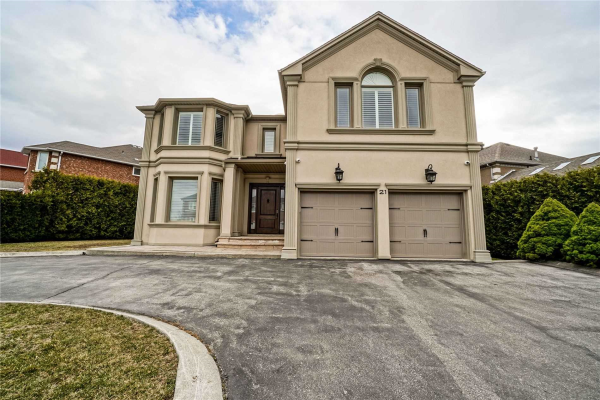 21 Fairfax Crt, Vaughan
