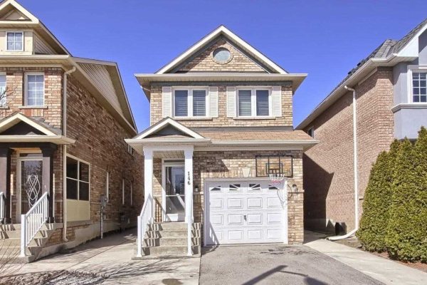 146 Del Francesco Way, Vaughan