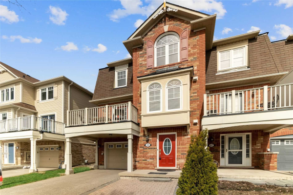 43 Miltrose Cres, Whitchurch-Stouffville