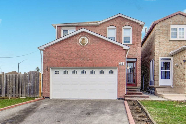 34 Page Cres, Markham