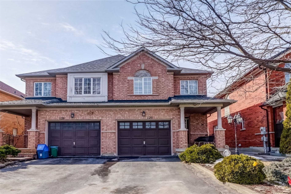 126 Echo Ridge Cres, Vaughan