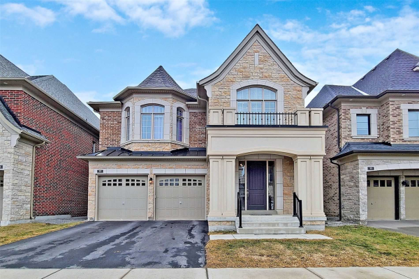 99 Abner Miles Dr, Vaughan