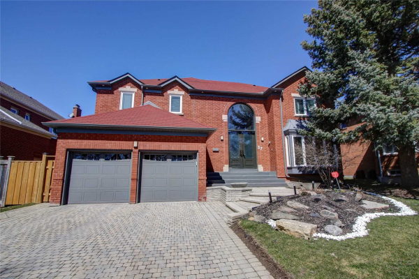 37 Ava Cres, Richmond Hill