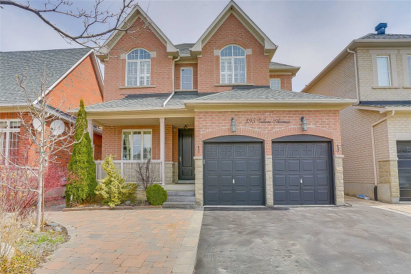 395 Vellore Ave, Vaughan