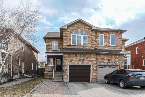217 Deepsprings Cres, Vaughan