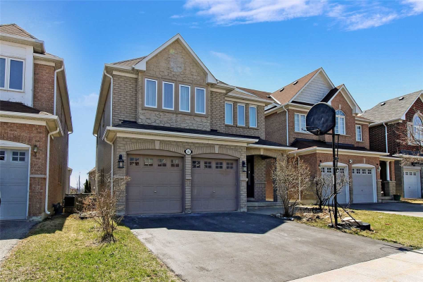 46 Danpatrick Dr, Richmond Hill