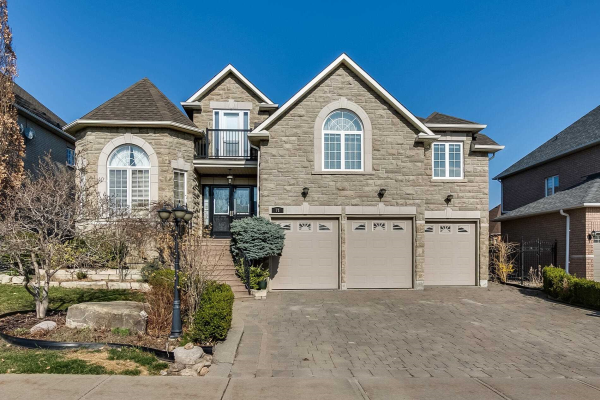 71 Siderno Cres, Vaughan