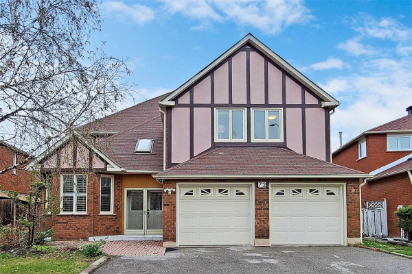 72 Wilclay Ave, Markham