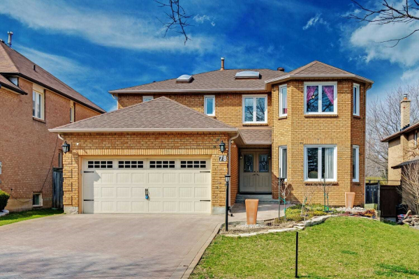 78 Markwood Lane, Vaughan