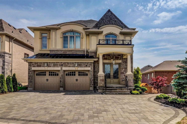 15 Abner Miles Dr, Vaughan