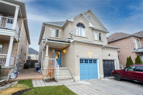 34 Andes Cres, Vaughan