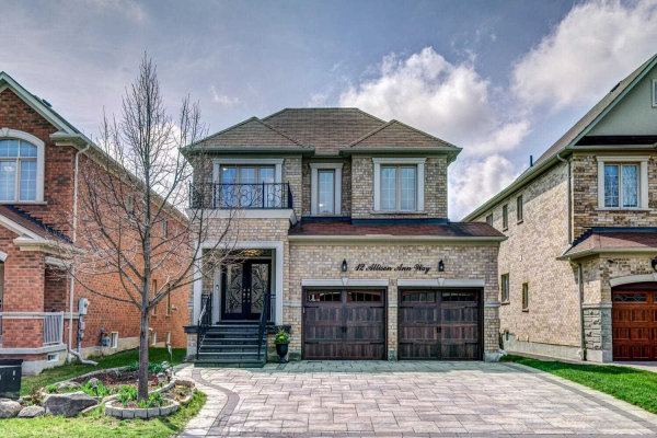 12 Allison Ann Way, Vaughan