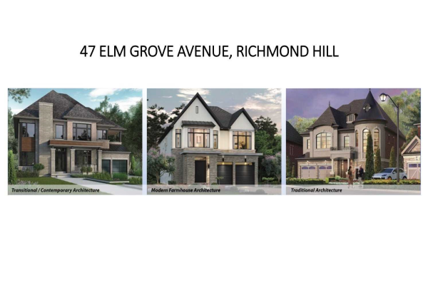 47 Elm Grove Ave, Richmond Hill