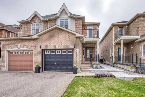 89 Antique Dr, Richmond Hill