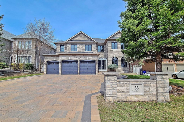 55 Cassandra Cres, Richmond Hill