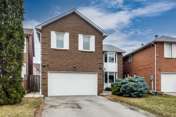 593 York Hill Blvd, Vaughan