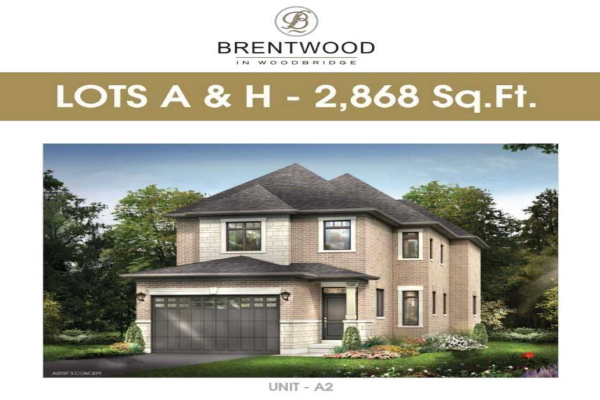 Lot A2 Andy Cres, Vaughan