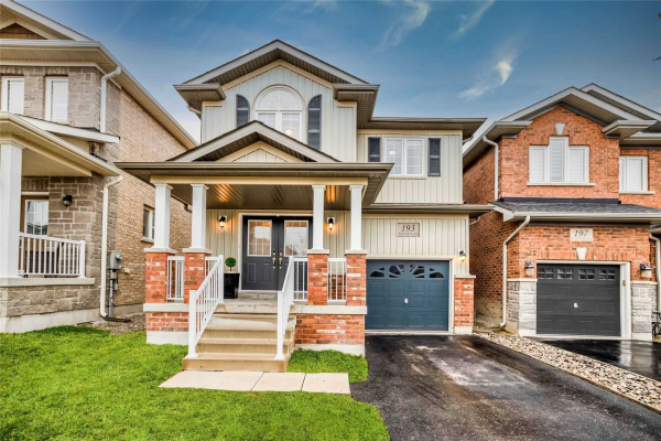 193 Richardson Cres, Bradford West Gwillimbury