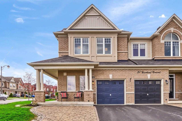 93 Courtland Cres, Newmarket