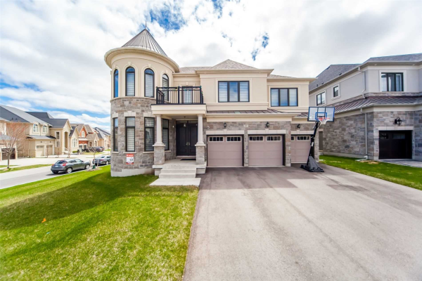 85 Lady Jessica Dr, Vaughan