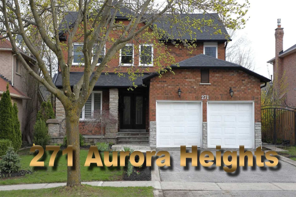 271 Aurora Heights Dr, Aurora