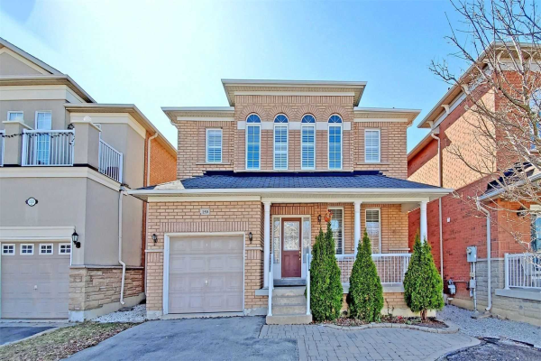 159 Johnswood Cres, Vaughan