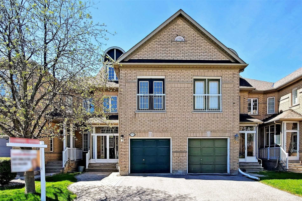 77 Peninsula Cres, Richmond Hill