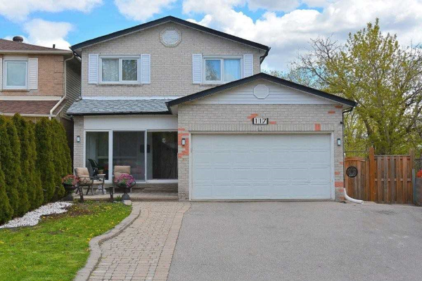 117 Stephenson Cres, Richmond Hill