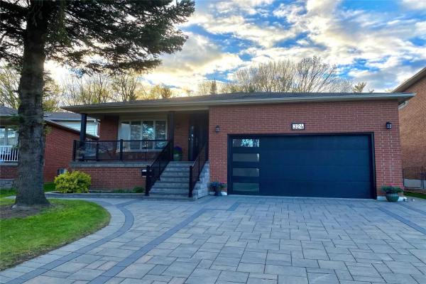 324 Airdrie Dr, Vaughan