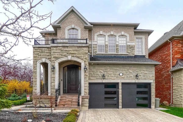 2 Thomas Cook Ave, Vaughan
